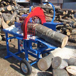 Mашина за рязане на дърва МРД 38